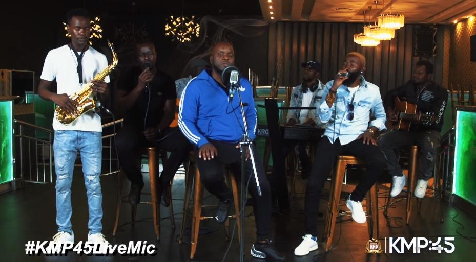 K'Millian - KMP45 Live Mic Performance