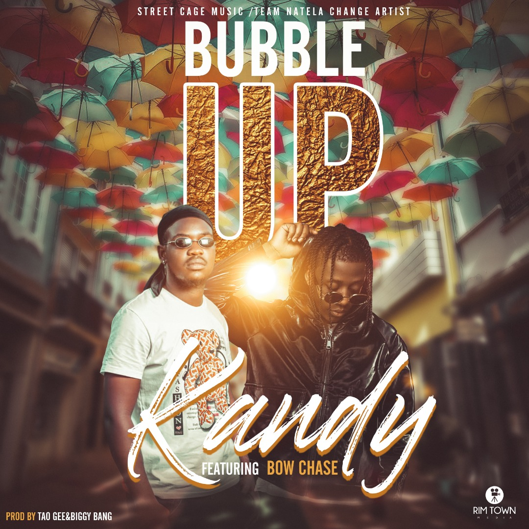 Kandy ft. Bow Chase - Bubble Up