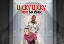 Lucky Lucky ft. Mr Dimix - Let Me Love You
