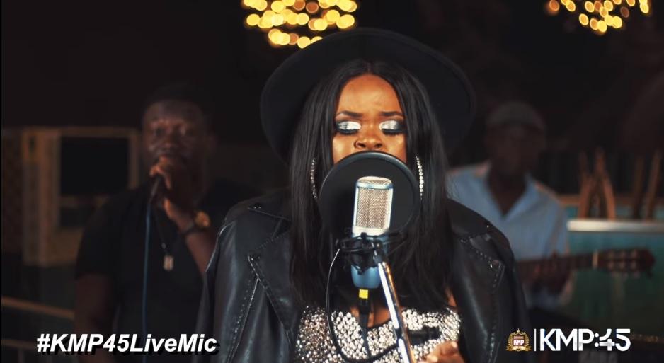 Mampi - Acoustic Medley (KMP45 Live Mic Performance)