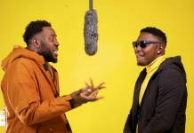 Slapdee ft. Elisha Long - Banzanga (The Showroom session)