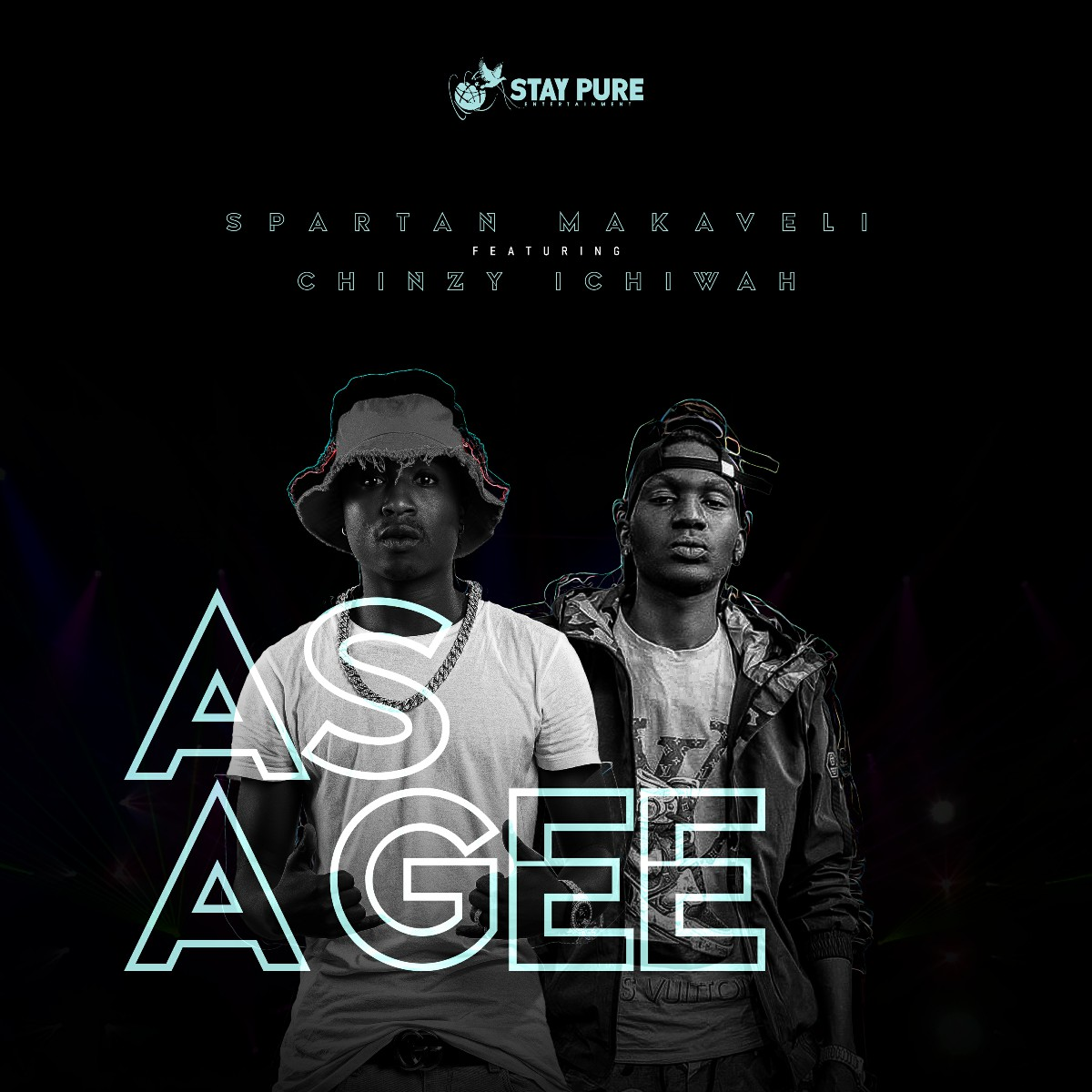 Spartan Makaveli ft. Chinzy - As A Gee