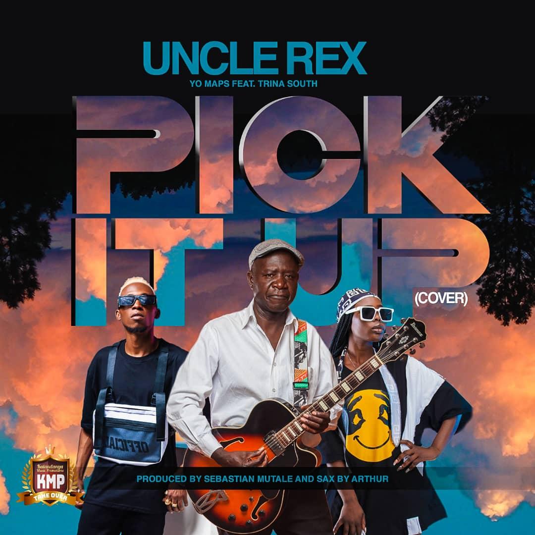 Uncle Rex & Yo Maps ft. Trina South - Pick It Up (Cover)