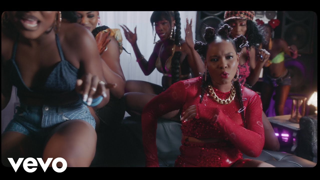 Yemi Alade ft. Patoranking - Temptation (Official Video)