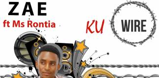 ZAE ft. Ms Rontia - Ku Wire