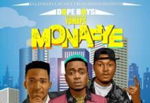 Dope Boys ft. Yo Maps - Monafye