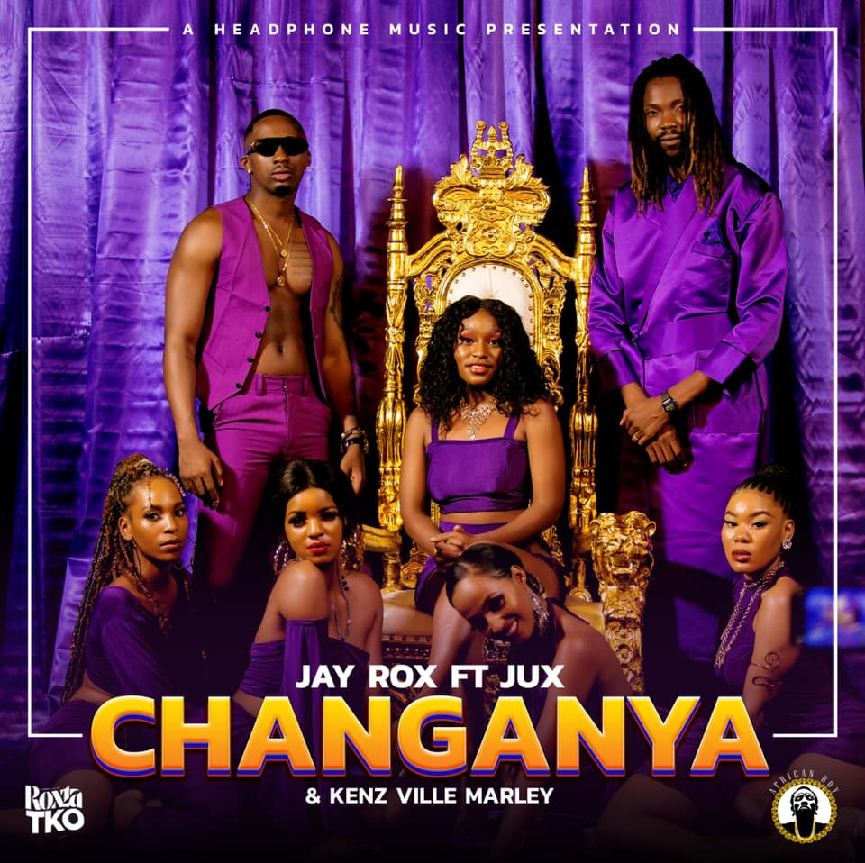 Jay Rox ft. Jux & Kenz Ville Marley - Changanya