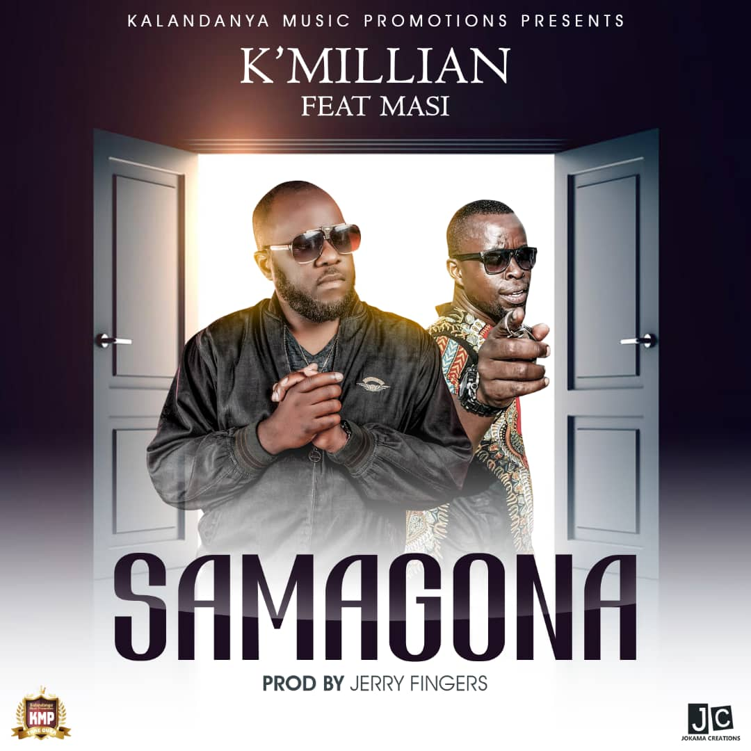 K'Millian ft. Masi - Samagona