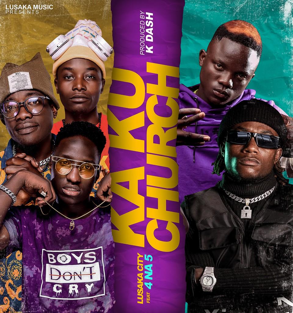 Lusaka City ft. 4 Na 5 - Church Girl