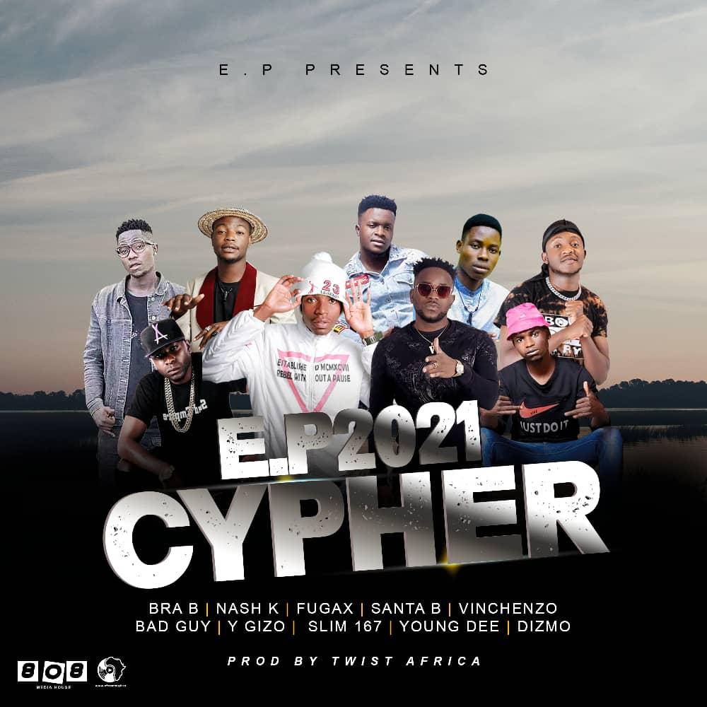 Various Artistes - E.P 2021 Cypher