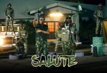Alikiba ft. Rudeboy - Salute (Official Video)