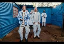 Blaq Diamond ft. Dumi Mkokstad - Messiah (Official Video)