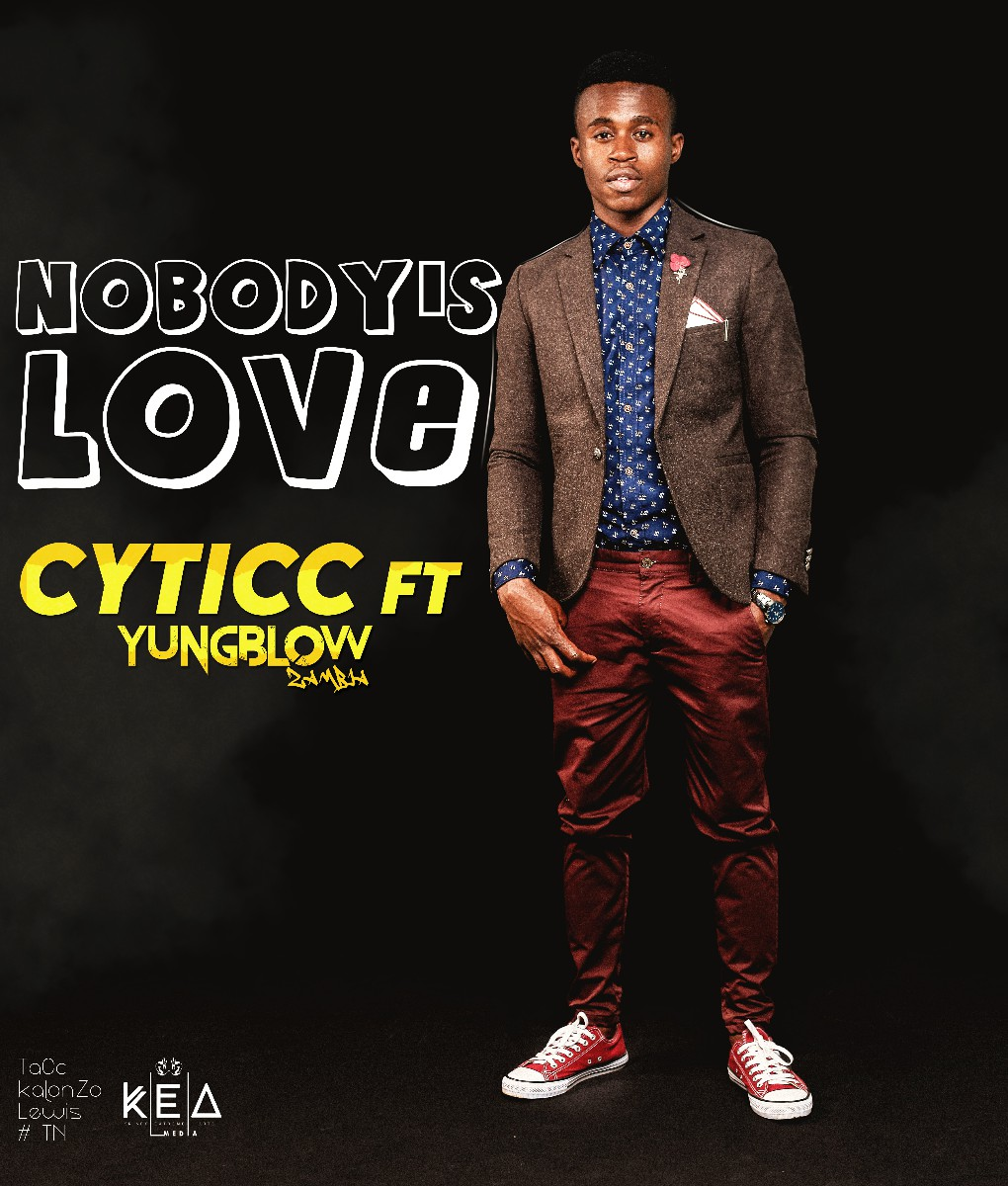 CYTiCc ft. Yung Blow - Nobody's Love (Prod. Rapher)