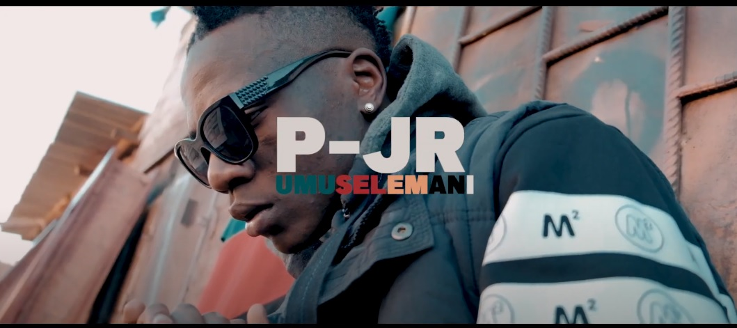 P Jr. Umuselemani - Ghetto Youth Anthem (Official Video)
