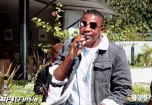 Rich Bizzy - KMP45 Live Mic Performance