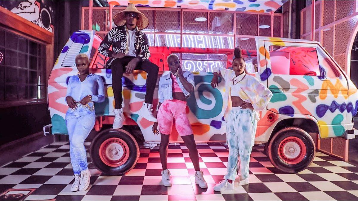 Sauti Sol ft. Bensoul, Nviiri the Storyteller, Xenia Manasseh, Okello Max & NHP - Rhumba Japani