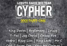 Various Artists - Lubuto Radio Mid Year Cypher (2021 - Part 1)