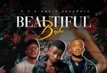 Ybee King Shabah ft. Dizmo & J.O.B - Beautiful Babe