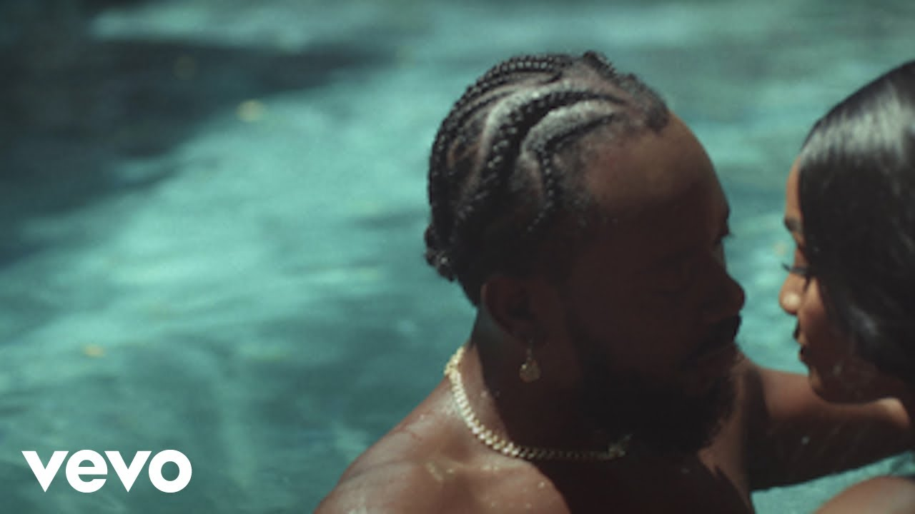 Adekunle Gold ft. Lucky Daye - Sinner (Official Video)