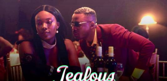 Alikiba ft. Mayorkun - Jealous (Official Video)