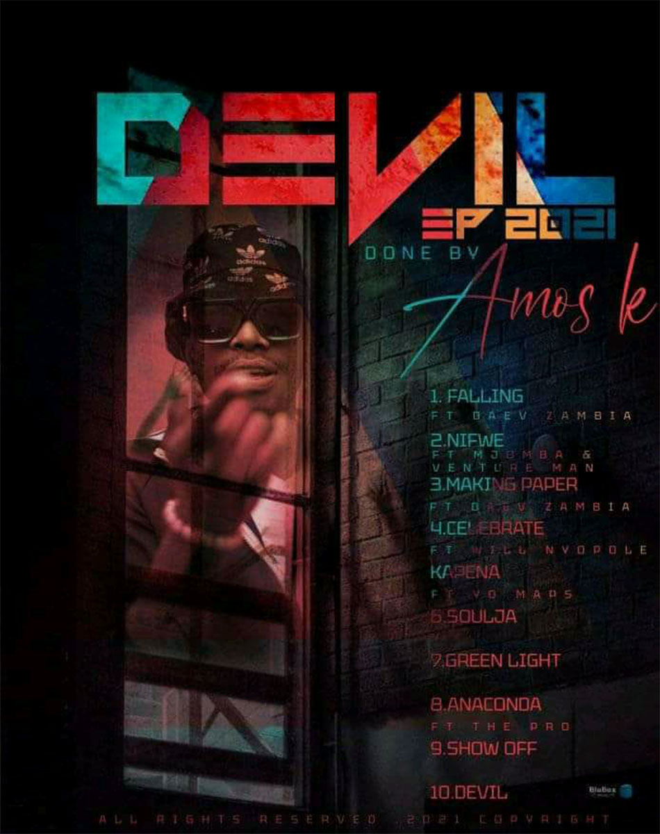 Amos K - Devil EP