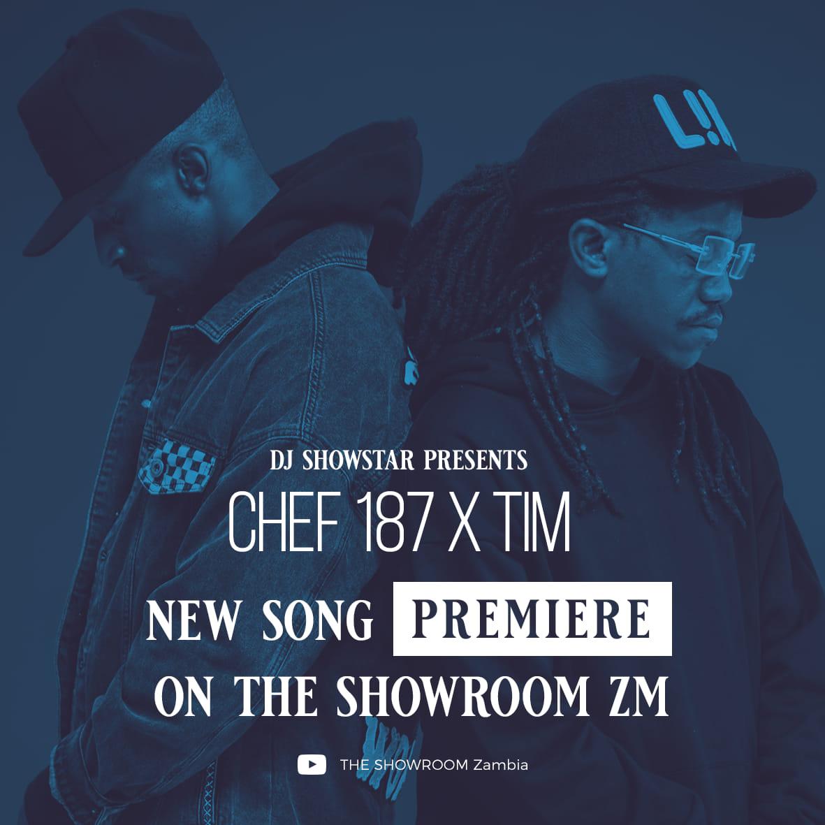 DJ Showstar ft. Tim & Chef 187 - Mwana Mfumu (The Showroom session)