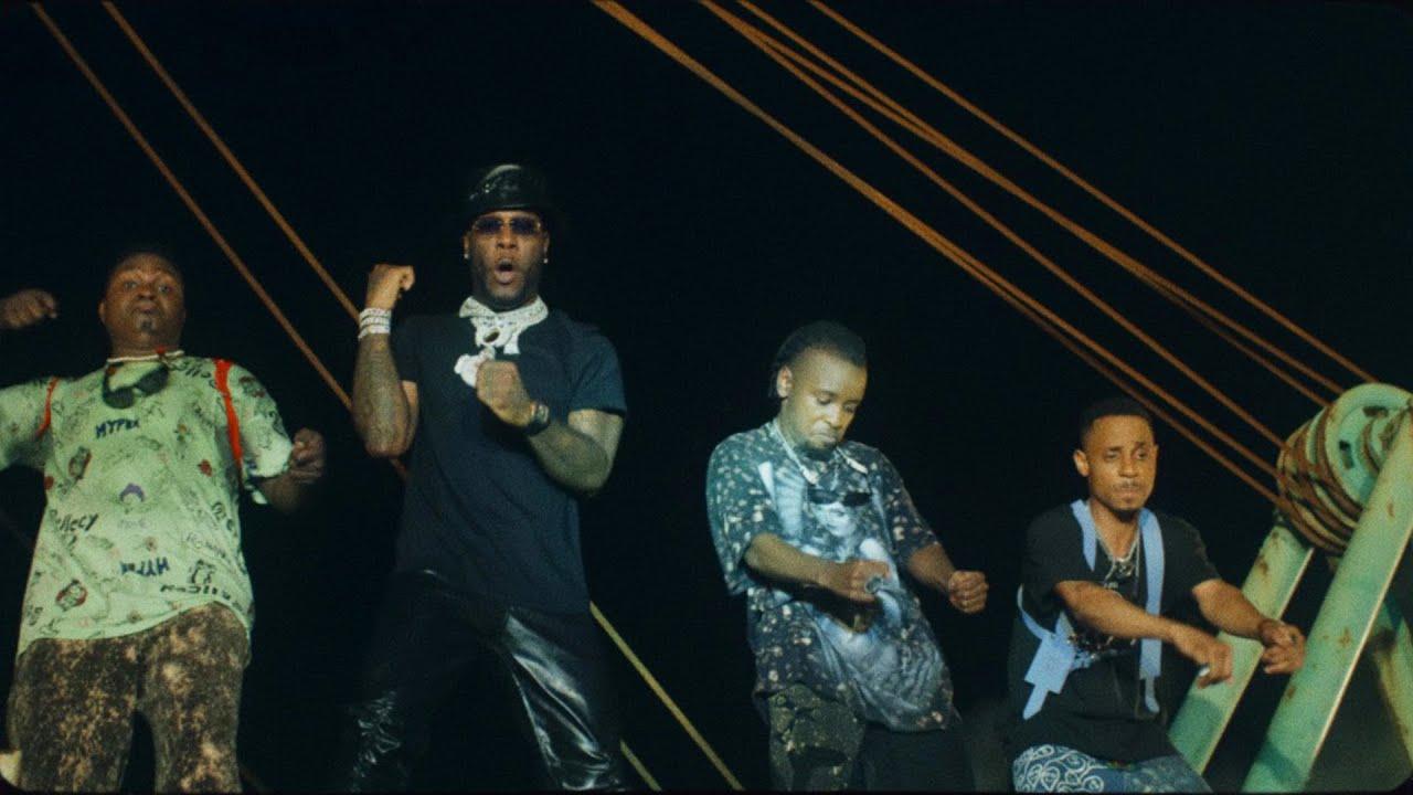 DJ Tarico & Burna Boy ft. Preck & Nelson Tivane - Yaba Buluku (Remix) (Official Video)