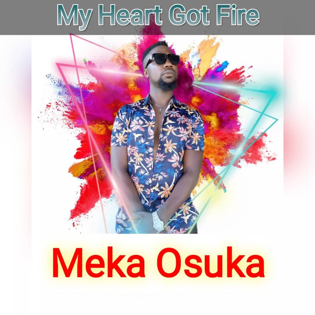 Meka Osuka - My Heart Got Fire