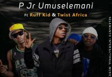 P Jr. Umuselemani ft. Ruff Kid & Twist - Ichiloshi