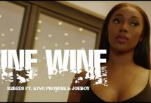 R2Bees ft. King Promise & Joeboy - Fine Wine (Official Video)