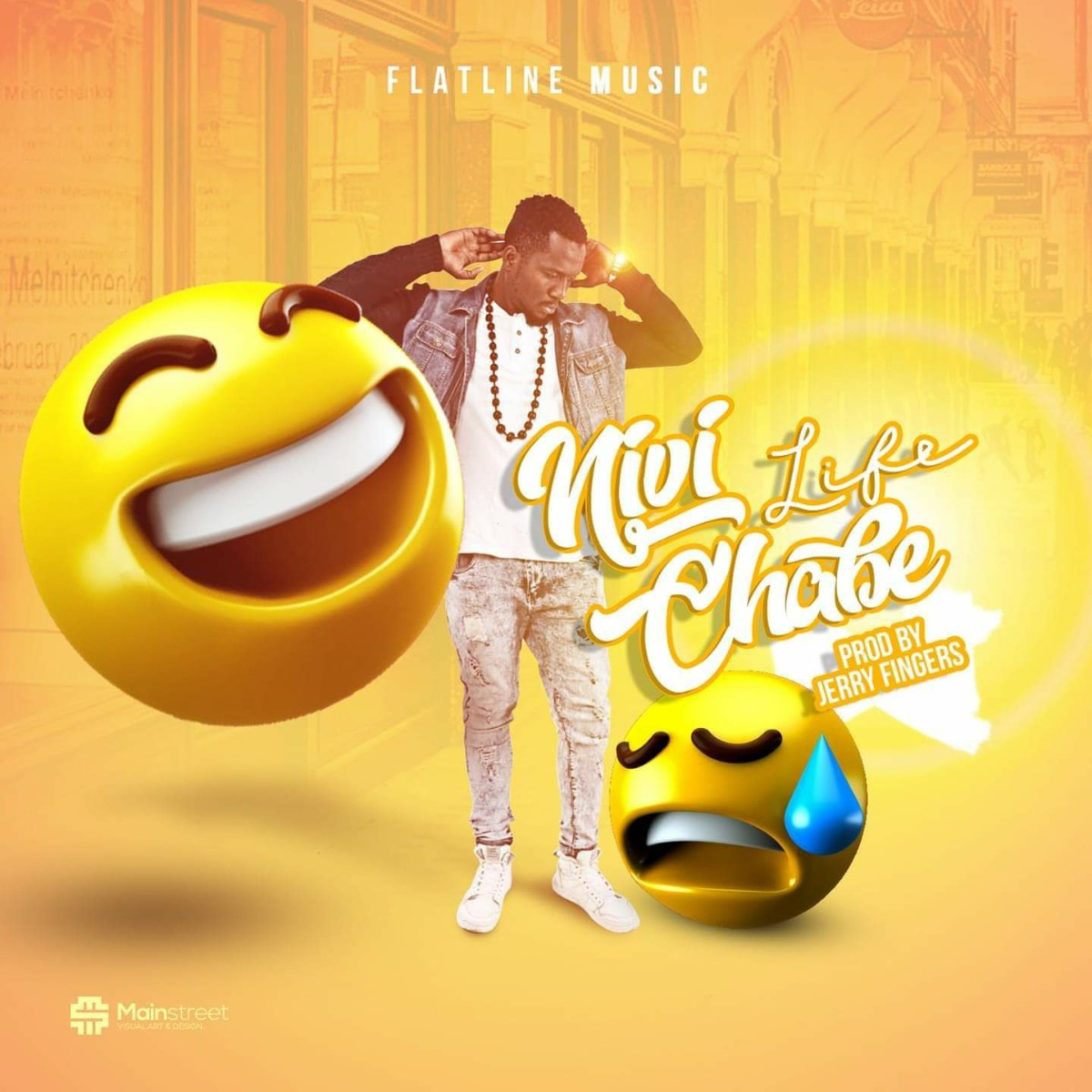Ronnie - Nivi Life Chabe (Prod. Jerry Fingers)