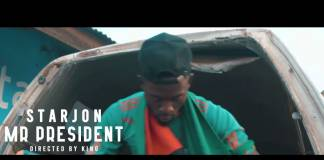 Starjon - Mr President (Official Video)