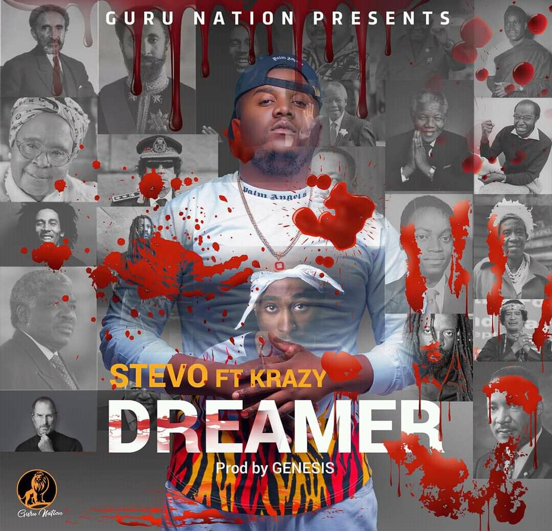 Stevo ft. Krazy - Dreamer (Official Video)