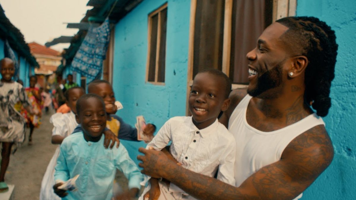 Burna Boy ft. Don Jazzy - Question (Official Video)