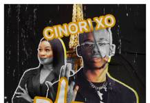 Cinori XO - Paris (Prod. Magician)