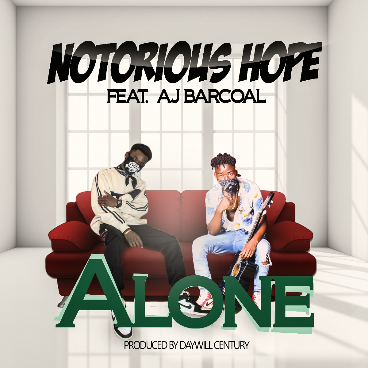 Notorious Hope ft. AJ Barcoal - Alone