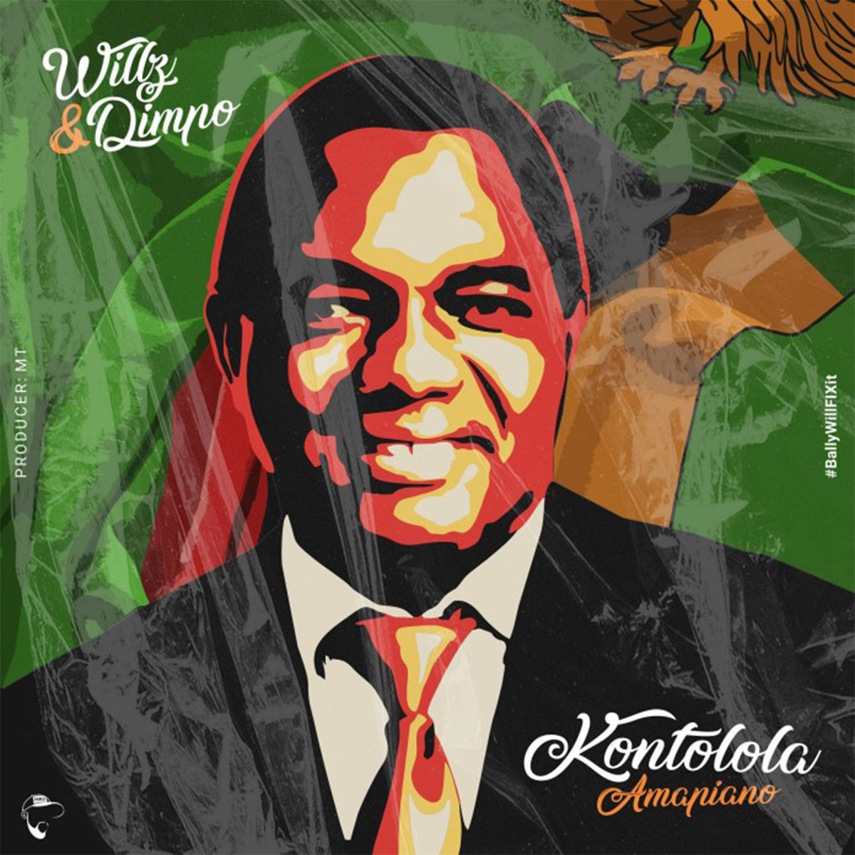 Willz & Dimpo Williams - Kontolola (UPND Song)