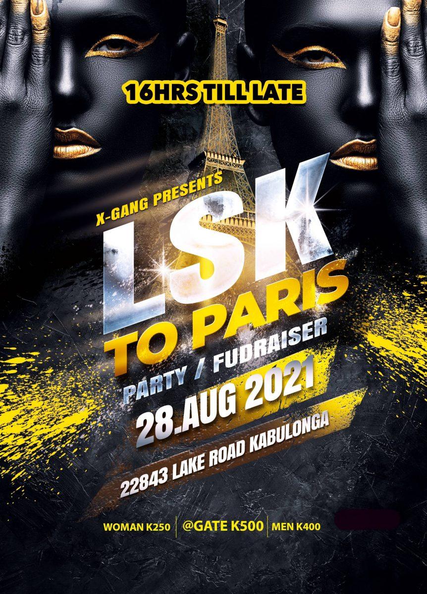 Cinori XO Lsk to Paris