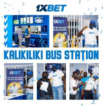 1xBet opens first Betting Shop