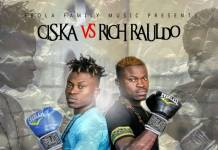 Cis-Ka VS Rich Rauldo - Toilet Battle