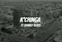 K'Chinga ft. Shinko Beats - Angels & Demons (Lyric Video)