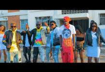 Mubby Roux ft. Jorzi, K.R.Y.T.I.C, Jae Cash & Tiye P - Don't Test Me (Official Video)