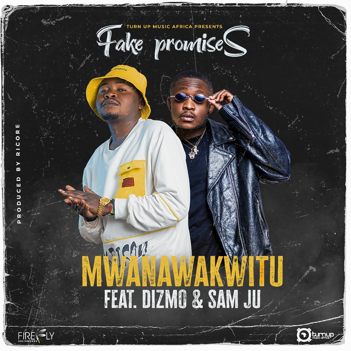 Mwana Wakwitu ft. Dizmo & Sam Ju - Fake Promises