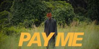 Oxlade - Pay Me (Visualizer)
