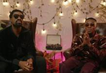 Ric Hassani ft. Reekado Banks - Here (Official Video)