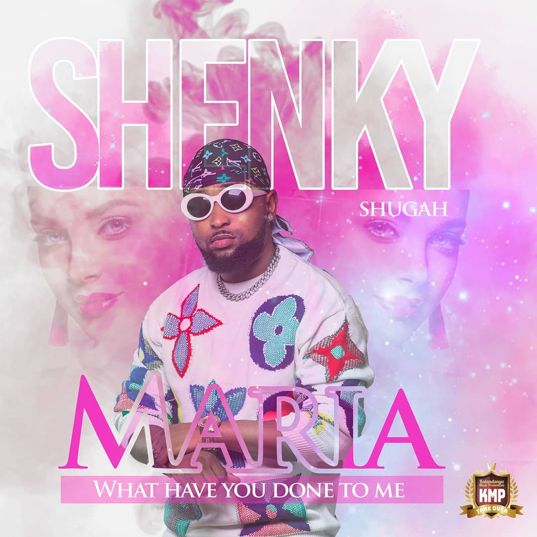 Shenky - Maria (What Have You Done To Me)