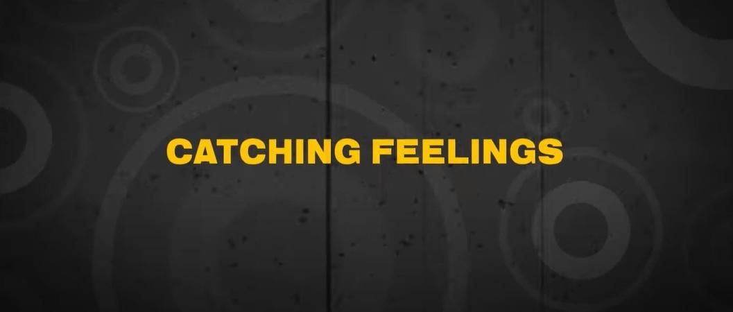 T-Sean - Catching Feelings (Lyric Video)