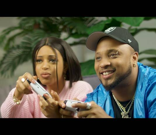 B Red & Yemi Alade - Lady (Official Video)