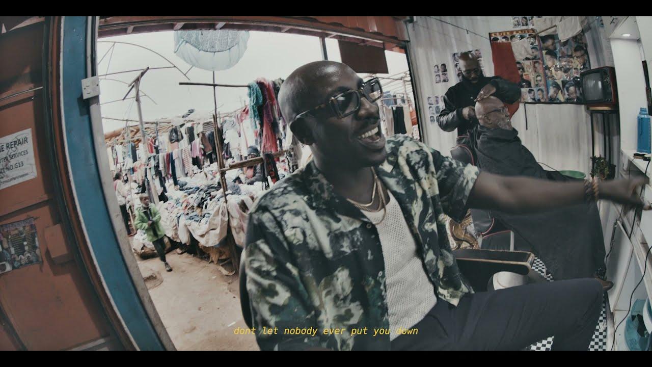 Bien x Aaron Rimbui - Bald Men Anthem (Official Video)
