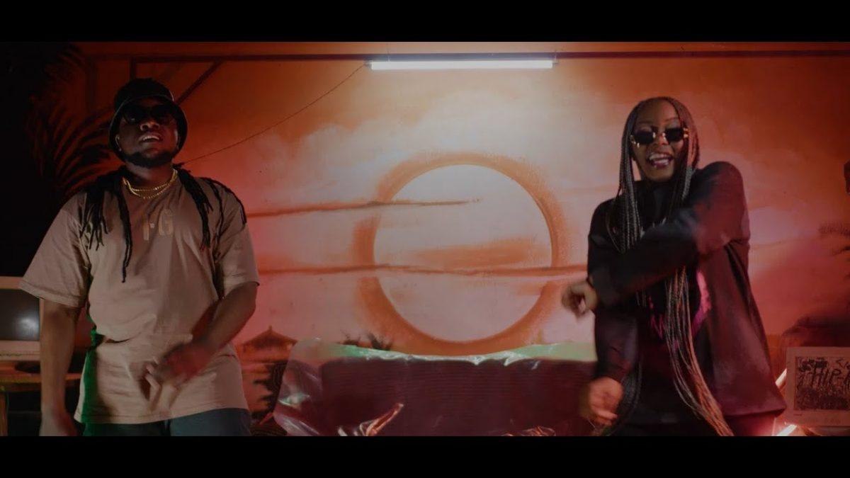 DJ H-Mac ft. Natasha Chansa & KOBY - What You Say (Official Video)